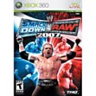 WWE SmackDown! vs. RAW 2007 Xbox 360