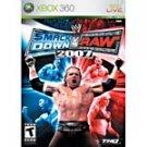 WWE SmackDown! vs. RAW 2007 Xbox 360