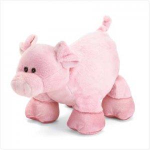 Floppy Farm Friends Pig