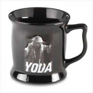 Yoda/Jedi color change mug