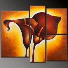 Modern Abstract art oil painting (+Framed) XLM-122