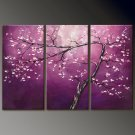 Modern Abstract oil painting wall art (+Framed) XLM-102