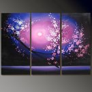 Modern Abstract oil painting wall art (+Framed) XLM-035