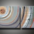 Modern Abstract art oil painting (+Framed) XLMD-005