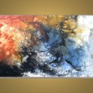 Good ! New Modern Abstract Huge Art Oil Painting on Canvas (+ Frame) XD1-007