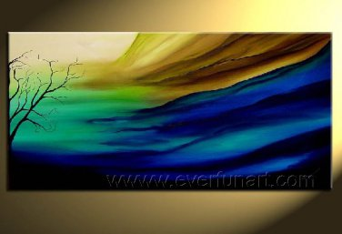 Hot Sell Beautiful Landscape Oil Painting (+ Frame) LA1-033