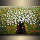Hot Sell Beautiful Flower Oil Painting On Canvas (+ Frame) FL1-051