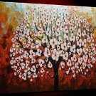 Hot Sell Beautiful Flower Oil Painting On Canvas (+ Frame) FL1-054