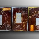 Huge Mordern Abstract Wall Decor Art Canvas Oil Painting (+ Frame) XD3-006
