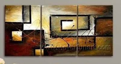 Huge Mordern Abstract Wall Decor Art Canvas Oil Painting (+ Frame) XD3-014