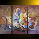 Huge Mordern Abstract Wall Decor Art Canvas Oil Painting (+ Frame) XD3-018