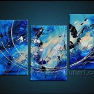 Huge Mordern Abstract Wall Decor Art Canvas Oil Painting (+ Frame)  XD3-024