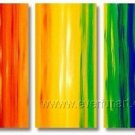 Good ! New Modern Abstract Huge Art Oil Painting on Canvas (+ Frame) XD3-091