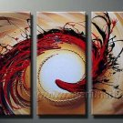 Good ! New Modern Abstract Huge Art Oil Painting on Canvas (+ Frame) XD3-119