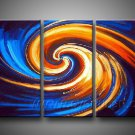 Good ! New Modern Abstract Huge Art Oil Painting on Canvas (+ Frame) XD3-121
