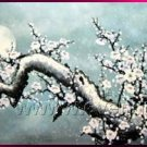 Gorgeous Oil Floral Painting on Canvas Asian Art (+Frame) FL3-016