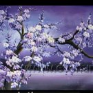 Gorgeous Oil Floral Painting on Canvas Asian Art (+Frame) FL3-022
