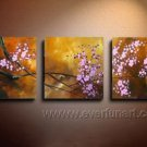 Gorgeous Oil Floral Painting on Canvas Very Pretty Flowers (+Frame) FL3-049