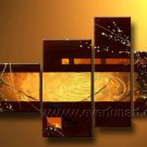 Handmade Abstract Oil Painting Modern Art Wall Decor Canvas Painting (+Frame)  XD4-003