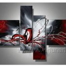 Handmade Abstract Oil Painting Modern Art Wall Decor Canvas Painting (+Frame)  XD4-020