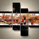 Handmade Abstract Oil Painting Modern Art Wall Decor Canvas Painting (+Frame)  XD4-023