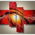 Handmade Abstract Oil Painting Modern Art Wall Decor Canvas Painting (+Frame)  XD4-030