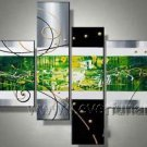Handmade Abstract Oil Painting Modern Art Wall Decor Canvas Painting (+Frame)  XD4-034