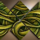 Handmade Abstract Oil Painting Modern Art Wall Decor Canvas Painting (+Frame)  XD4-054
