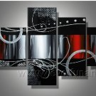 Handmade Abstract Oil Painting Modern Art Wall Decor Canvas Painting (+Frame)  XD4-068