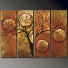 Handpainted Landscape Oil Impressionist Art Canvas Painting (+Frame) LA4-012