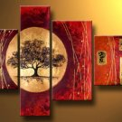 Handpainted Landscape Oil Impressionist Art Canvas Painting (+Frame) LA4-015