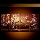 Handpainted Landscape Oil Impressionist Art Canvas Painting (+Frame) LA4-018