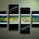 Handmade Abstract Oil Painting Modern Art Wall Decor Canvas Painting (+Frame) XD4-072