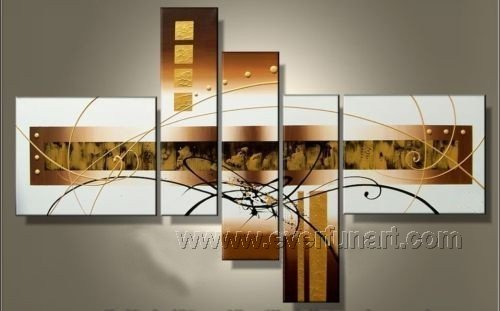 Huge Mordern Abstract Wall Decor Art Canvas Oil Painting (+ Frame) XD5-027