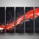 Huge Mordern Abstract Wall Decor Art Canvas Oil Painting (+ Frame) XD5-034