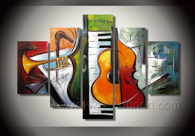 Huge Mordern Abstract Wall Decor Art Canvas Oil Painting (+ Frame) XD5-072