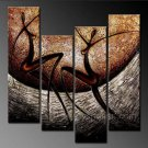 Huge Mordern Abstract Figurative Wall Decor Art Canvas Oil Painting (+ Frame) FI-100