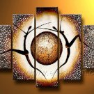 Huge Mordern Abstract Figurative Wall Decor Art Canvas Oil Painting (+ Frame) FI-106