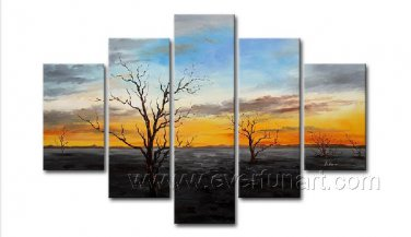 Nice Paingting Of Ocean _Framed Oil on Canvas Seascape Painting SE-072