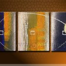 Classical Beautiful Abstract Modern Oil Painting On Canvas With Frame Wall Art XD3-236