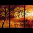 2013 Popular design Impression Landscape Oil Painting On Canvas Wall Decor Fine Art LA3-148