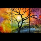 2013 Hot sell Design Landscape Oil Painting Hot Sell Wall Decor Fine Art LA3-157