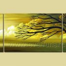 Classical Twilight Impression Landscape Oil Painting Hot Sell Wall Art LA3-158
