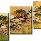 Classical Natural Impression Landscape Oil Painting On Canvas Wall Decor Fine Art LA3-187