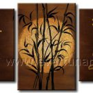 Classical Chinese Style Landscape Oil Painting On Canvas Wall Decor Fine Art LA3-189