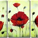 Perfect Flowers 100% handPainted Canvas Art Home Decor FL3-148