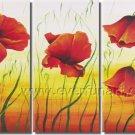 Handpainted Canvas Art Flower Oil Painting Home Decor Wall Art FL3-150