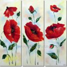 Beautiful Smiling Flower Oil Painting Home Decor Wall Art FL3-158