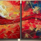 Excellent Hand-Painted Large Wall Decor Abstract Oil Painting On Canvas XD4-220