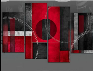 Framed Modern Abstract Huge Canvas Art Oil Painting Large Art XD4-229